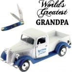 Frost Commemorative 1937 Ford Pickup