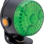 See-Me Klipp Personal Locator Light GREEN