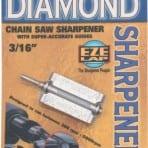Ezelap Diamond Chainsaw Sharpener (CSG3/16)