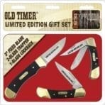 Schrade Old Timer Limited Edition Gift Tin (SCHOTP1725CP)
