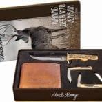 Schrade Uncle Henry Gift Set *New* (SCHP1085956)