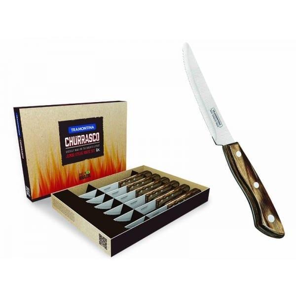 Tramontina 'Estancia' Steak Knife Set (TRAS0073)