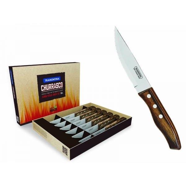 Tramontina 'Rio Grande' Steak Knife Set (TRAS0116)