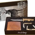 Schrade Uncle Henry Gift Set with Wallet (SCHP1105613)