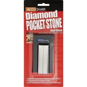 Accusharp Diamond Pocket Stone (AS027C)