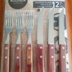 Tramontina Churrasco Tableware Set Knives & Forks 12Pc (21199/411)
