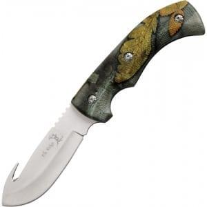 "Elk Ridge Guthook Hunter 9"" overall (ER274FC)"