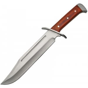 """Bowie Wood 15.5"""" with Sheath China (CN211397)"""